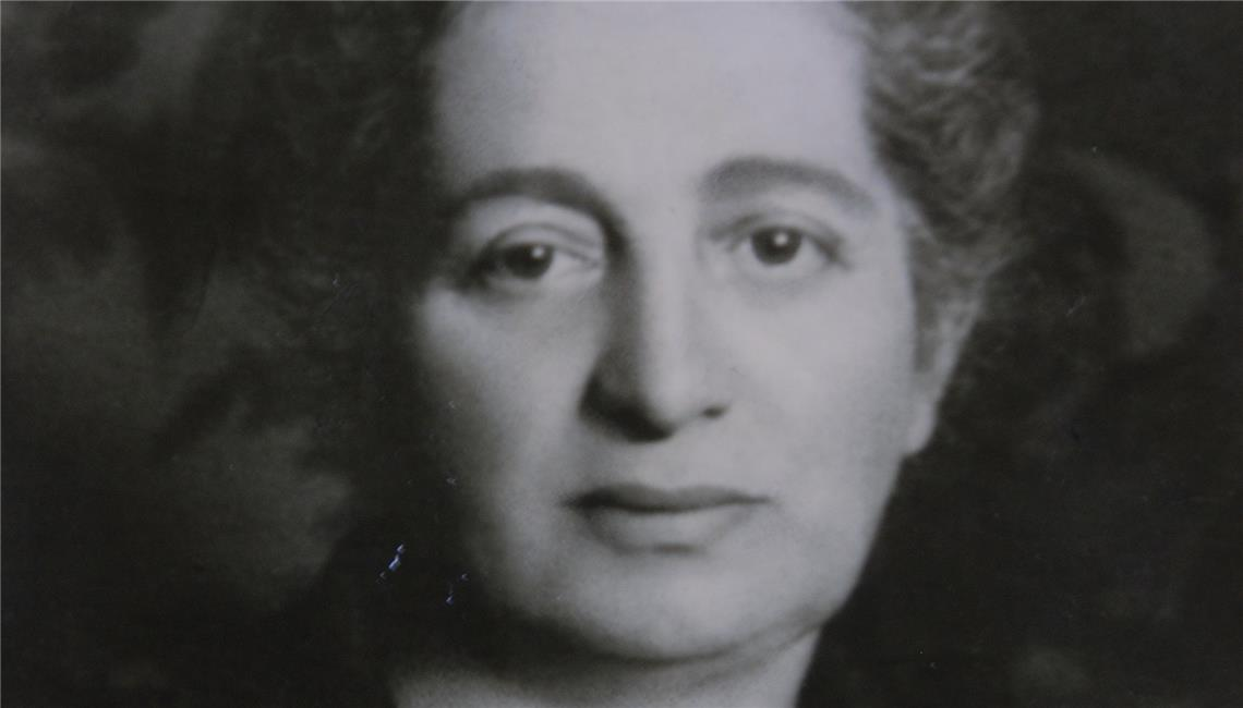 Betty Grünefeld.
