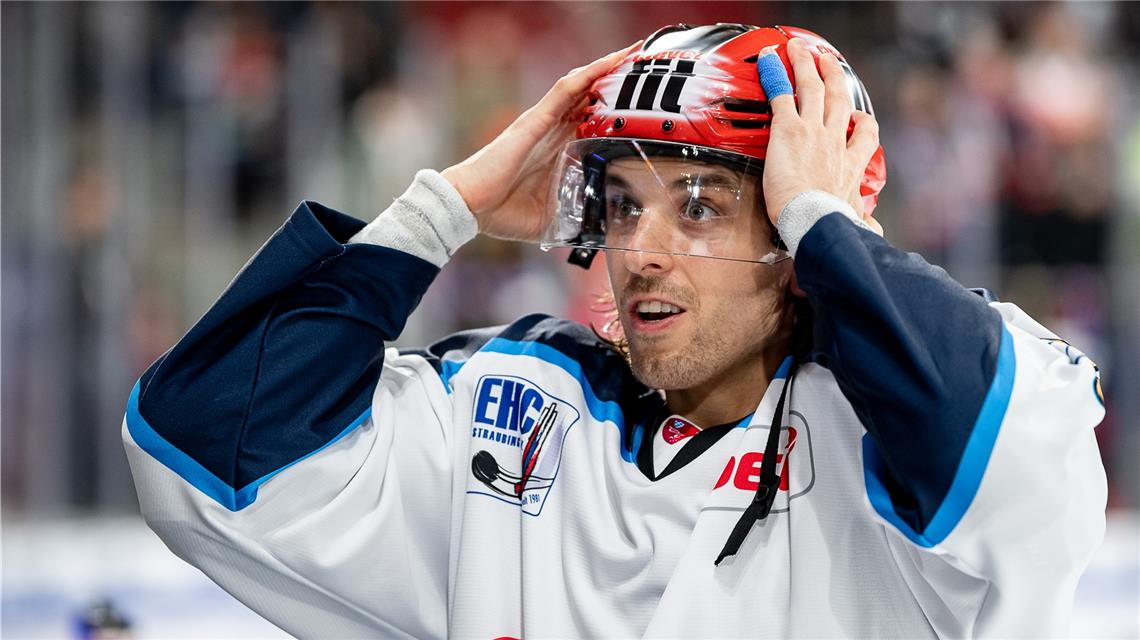 Liga-Topscorer Jeremy Williams von den Straubing Tigers.